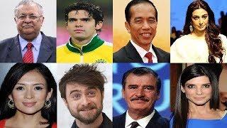 Different Nationalities Speaking English
