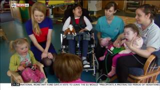 SWIPE - How Technology Is Helping Disabled Children