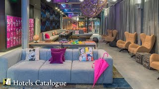 MOXY London Excel - New London Budget & Lifestyle Hotel Near Excel & City Airport