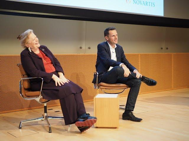 Margaret Heffernan Novartis Lecture