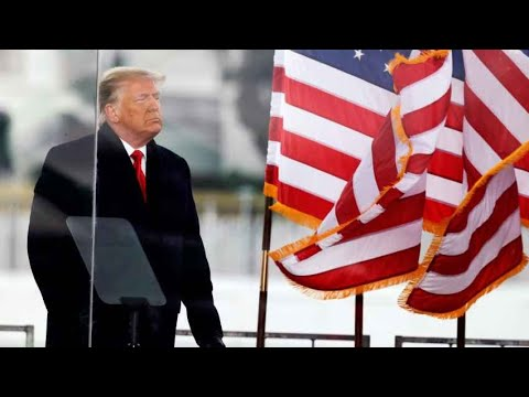 Never-Before-Seen Videos Shown on Day 2 of Trump's Second Impeachment Trial | NBC New York