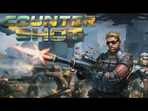 Counter Shot - Android Gameplay HD