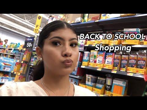 BACK TO SCHOOL SHOPPING/ HAUL
