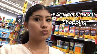 BACK TO SCHOOL SHOPPING/ HAUL
