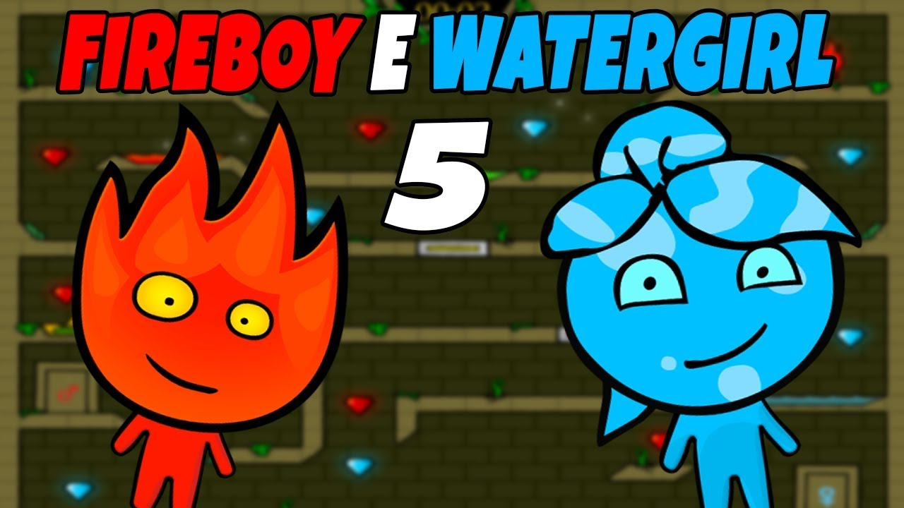 Fireboy and Watergirl Games - Play Fireboy and Watergirl ...