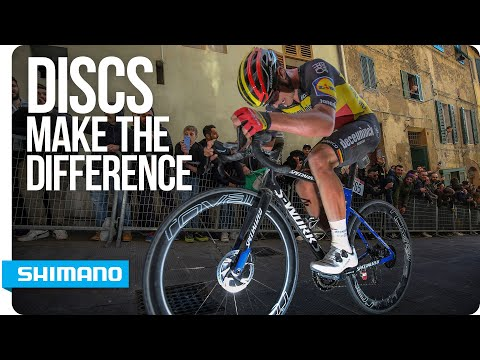 Discs Make The Difference For Deceuninck - Quick-Step Cycling Team | SHIMANO