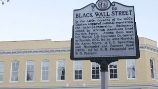 Black Wall Street Homecoming | NC Now | UNC-TV
