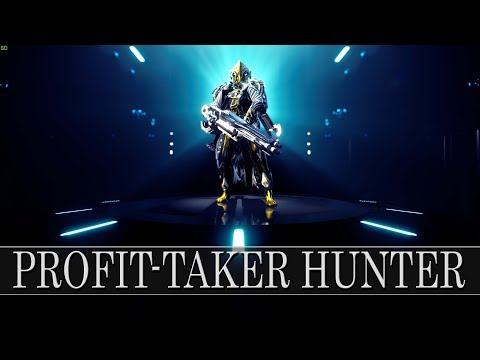 Warframe - My Profit-Taker Hunter Setup thumbnail