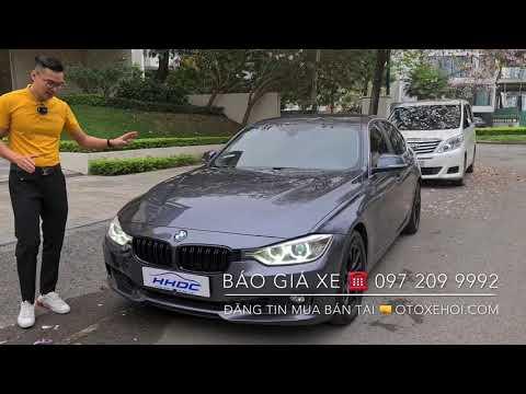 Bán xe ô tô cũ BMW 320i chạy 60.000km lên full đồ tại HHDC Auto