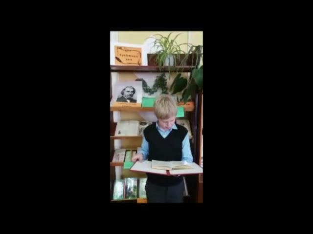 Изображение предпросмотра прочтения – АндрейШишкин читает произведение «Однодворец Овсянников» И.С.Тургенева