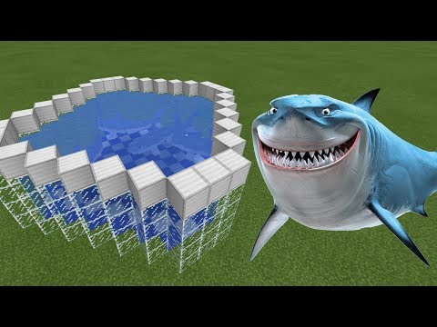 How To Make a SHARK FARM in Minecraft PE   MCPE Journalist