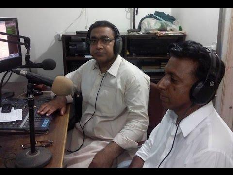 Mumtaz Lohar, Short Story Writer, Poet & Artist On Hot FM 105 Larkana.