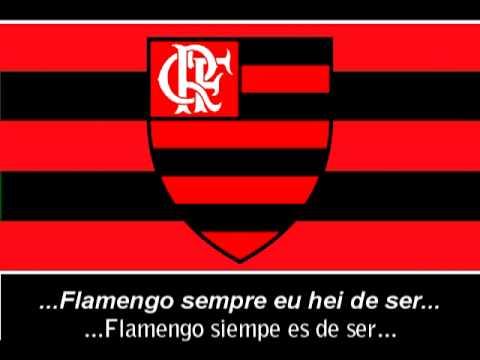 Hino do Flamengo (Letra) - Himno de Flamengo (Letra)
