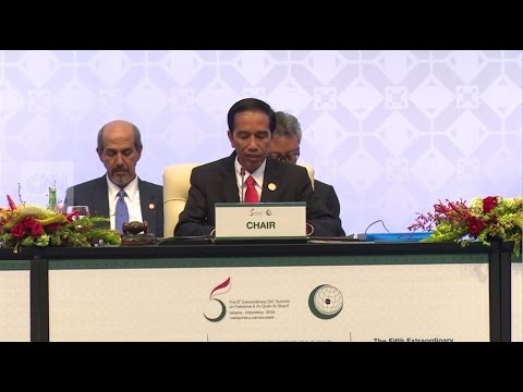 Seruan Presiden Jokowi Untuk Boikot Produk Israel