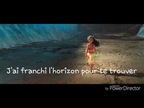 Vaiana - Tu sais qui tu es paroles