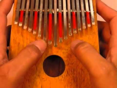 New Music for Kalimba