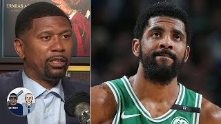 Kyrie seemed to be 'a disgruntled player the entire season' – Jalen Rose | Jalen & Jacoby