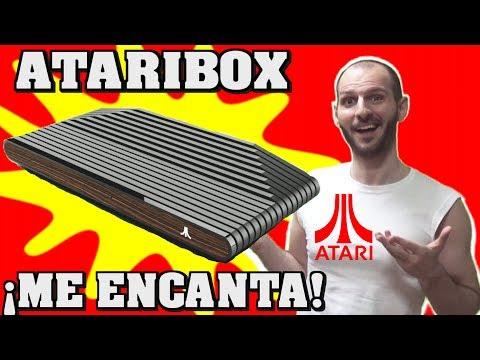 ¡¡¡LA NUEVA CONSOLA DE ATARI ES SEXY!!! - Sasel - Ataribox - Raspberry - Nes mini - Español