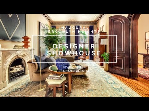 brooklyn heights designer showhouse youtube