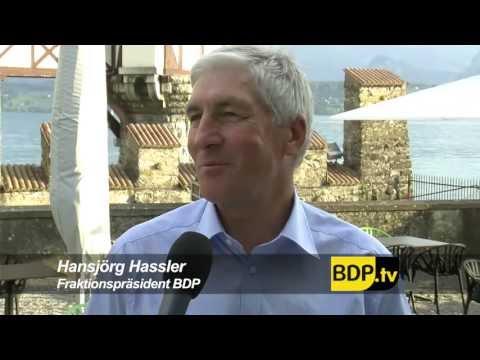 BDP News Sommersession 2013 und Fraktionsausflug