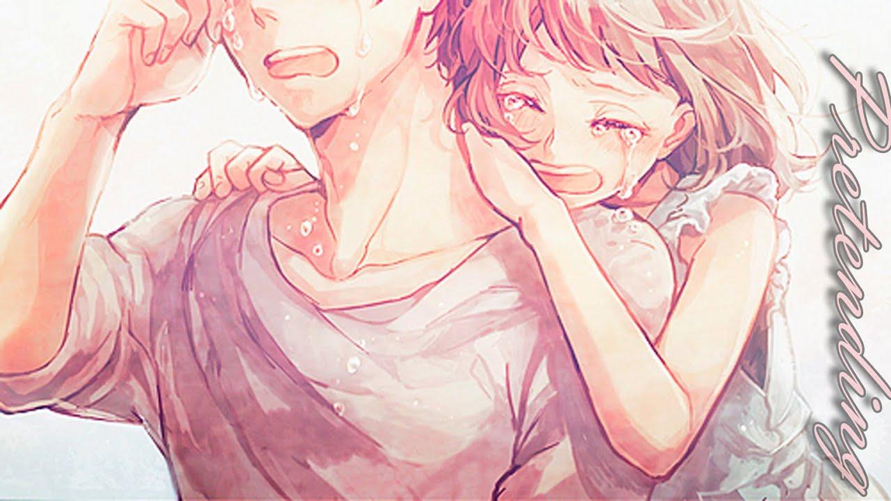 sad anime love(sal) mix - pretending - youtube
