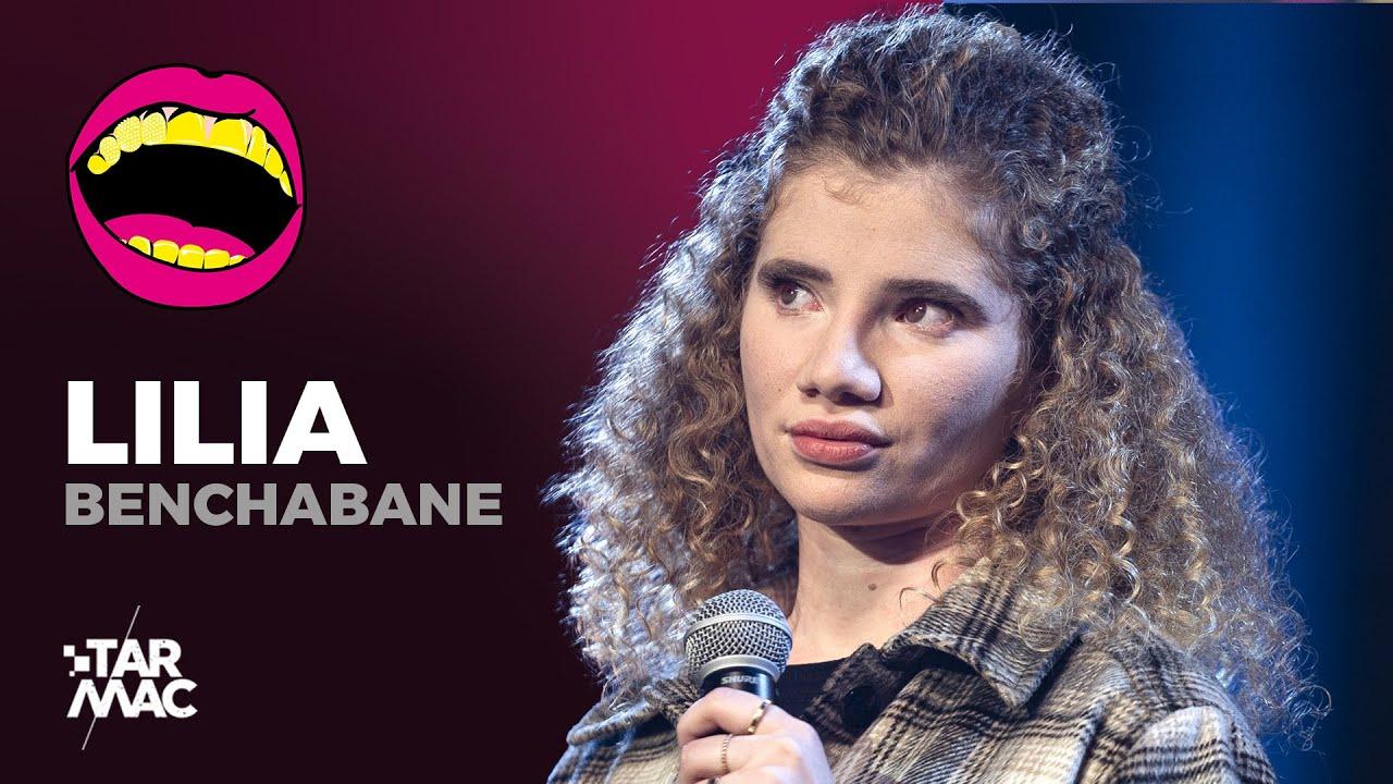 LILIA BENCHABANE, sa vie est un blind test • TARMAC COMEDY