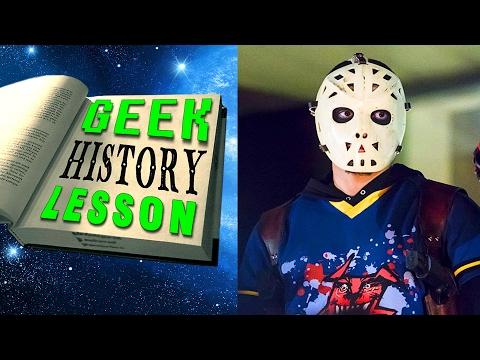 Wild Dog's Comic Origin (Arrow Season 5) - Geek History Lesson