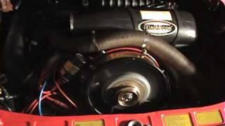 1980 911SC Engine Start Up