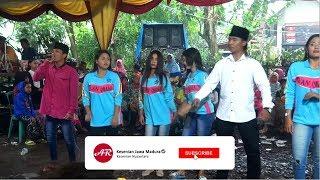 Jaranan 😱 Sing Biso Bahasa Madura Versi Kuda Kencak Bintang Budaya Part 2