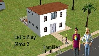 Let's Play Sims 2 Familien-Challange Part 13 - Probleme beim Baby machen (Deutsch)