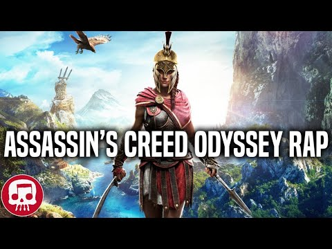 ASSASSIN'S CREED ODYSSEY RAP by JT Music -