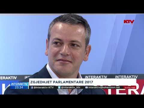 Interaktiv Rexhep Hoti Pal Lekaj Arben Gashi 15 05 2017