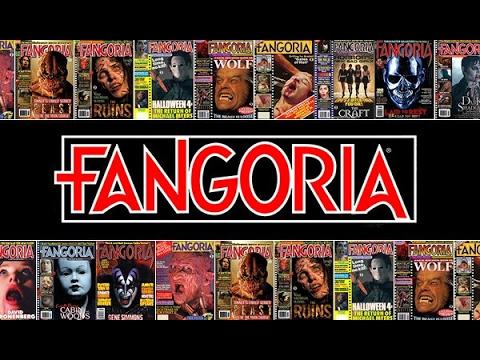 Fangoria Magazine 1979-2017
