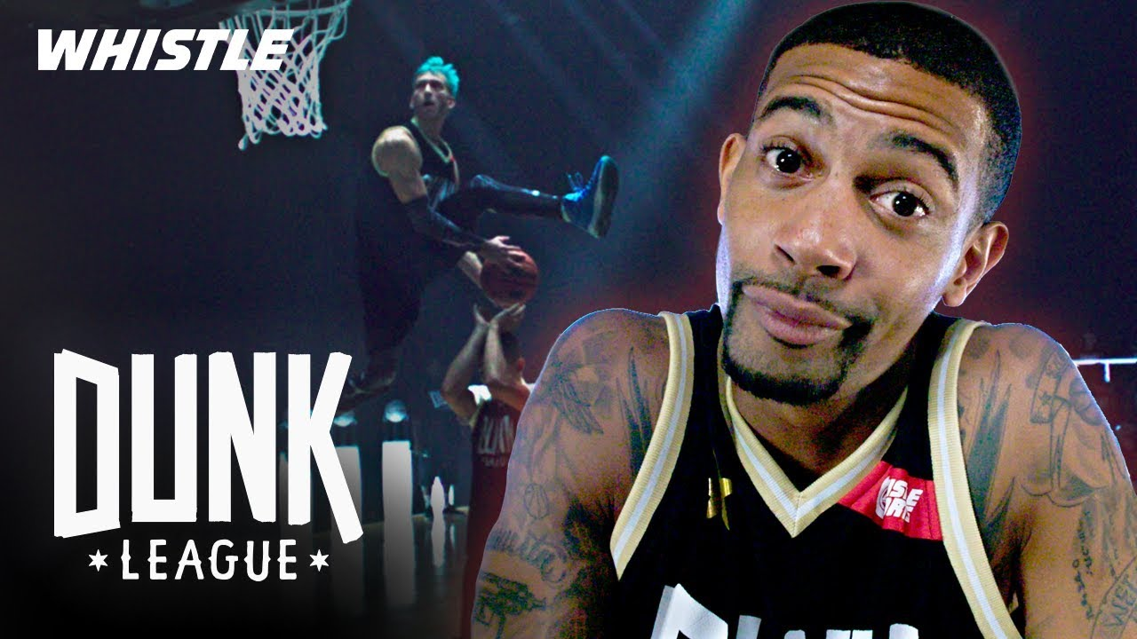 ONE CHANCE Dunk Challenge   $50,000 Dunk Contest image