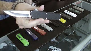 Lightning OTF Knife Review with BladeHQ