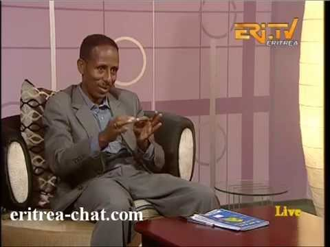 Eritrean Debab Interview - Ato Kahsay Negash from Ministry of Agriculture