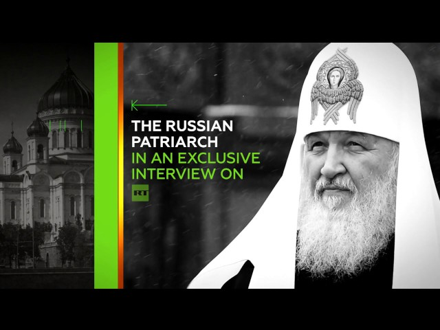 'Western laws now clash with moral nature of man' – Russian Orthodox Patriarch Kirill (EXCLUSIVE)