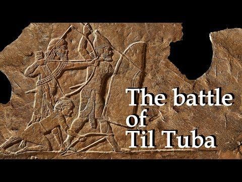 Assyria vs Elam: The battle of Til Tuba