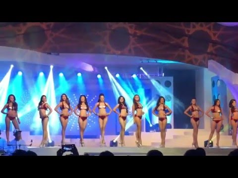 One Queen of Negros Island Region Beauty Pageant Contest in Kabankalan 2016