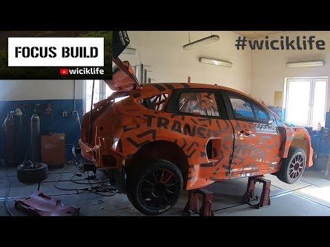 Ford Focus RX Rebuild #10