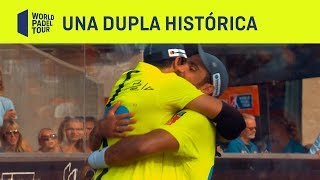 Fernando Belasteguín y Pablo Lima: una pareja de leyenda