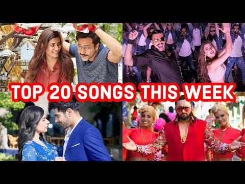 Top 20 Songs This Week Hindi Punjabi 2018 (December 30) | Latest Bollywood Songs 2018