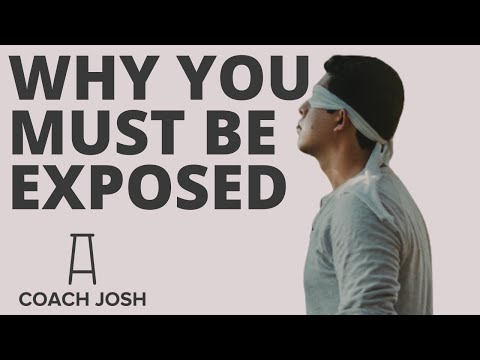 3 REASONS WHY YOU MUST BE EXPOSED.