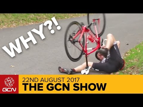 Why Do You Ride Your Bike? | The GCN Show Ep. 241