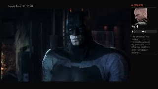 The Cave 7/10/17 Episode 16 Batman Arkham Knight GamePlay Part 1