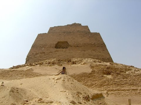 Ancient Pyramids In Egypt You Have Likely Never Heard Of