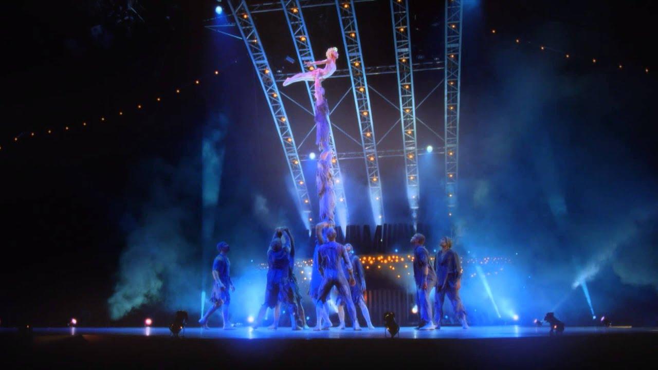 Cirque du Soleil Quidam at the WFCU Centre | Owen Wolter