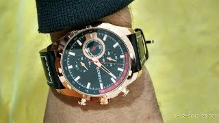 Curren 8216 - Good and  best watch and top marque montre de luxe horloge cheap China watch