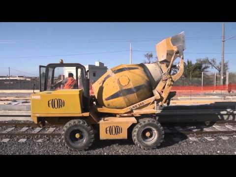 RFI - Il passante ferroviario di Palermo, i cantieri e le opere realizzate