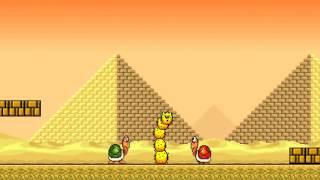 Mario Skips World 2